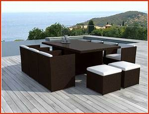 salon jardin tresse best of table jardin resine salon With exemple de decoration de jardin 1 salon de jardin tresse