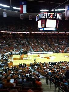 Erwin Center Basketball Seating Chart Frank Erwin Center Section 33 Texas Basketball