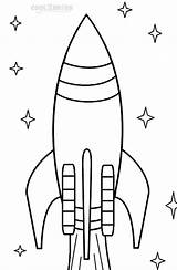 Rocket Coloring Pages Ship Ships Printable Space Cool2bkids Print Craft Drawing Rockets Shuttle Drawings Template Children Sheets Astronaut Getcoloringpages sketch template