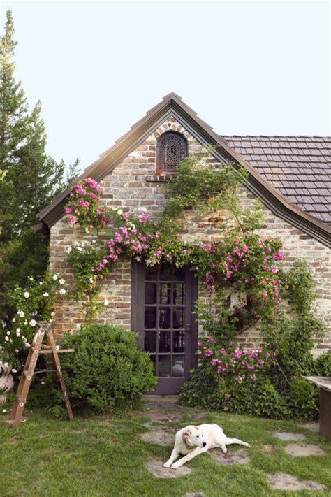 tudor house  floral decorating ideas