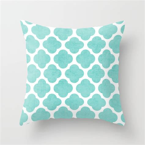 teal colored pillows best throw pillows to energize your home