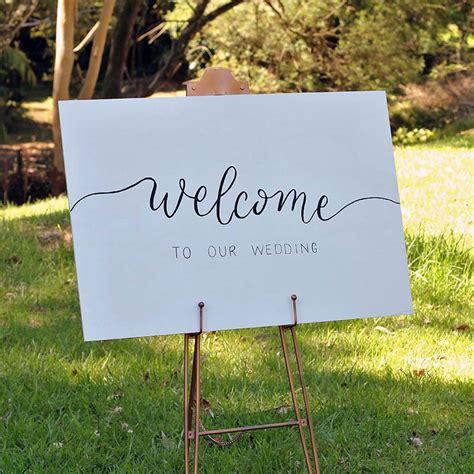wedding  sign   scenes event hire
