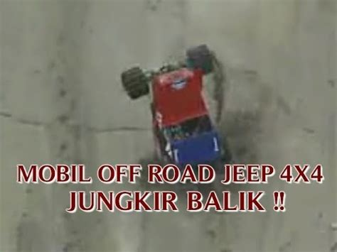 mobil jeep offroad video off road extreme crash quot mobil off road jeep 4x4