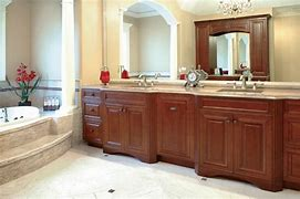 HD wallpapers picturesque wooden vanity units for bathroom High quality images
