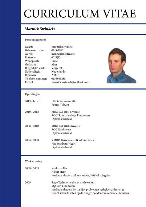 Curriculum Vitae Layout by Pin By Niku Olteanu On Nikolas Curriculum Vitae Template