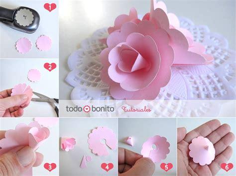 flores de papel paso a paso origami Buscar con Google
