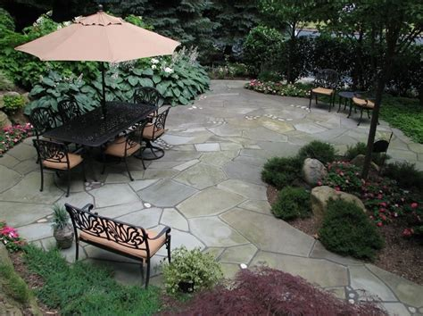 Outdoor Patio Landscaping by Patio Landscape Ideas Landscaping Network