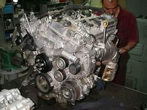 Motor Toyota Sienna 3 5 Imagen