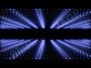 Stock Footage Light wall neon LED disco 2W Ds Y3