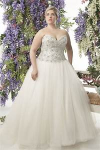 15 marvelous ideas of plus size wedding dresses the best With plus size ball gown wedding dresses
