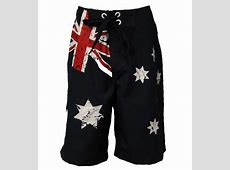 Kids Australia Flag Boardshorts Australia the Gift