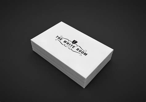 The White Room Salon On Behance Business Card On Word 2007 Export Photoshop Size In Cs6 Scanner Images Free Download Japanese Style Standard Pixels Adobe Illustrator Template