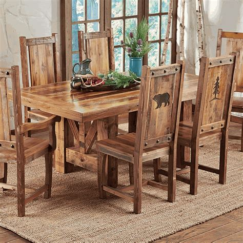 Pottery Barn Wall Accessories by Reclaimed Wood Trestle Dining Table