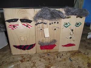 Holzarbeiten Mit Kindern Vorlagen : holzarbeiten mit kindern selber machen wanddeko aus holz selber machen 32 kreative ~ Watch28wear.com Haus und Dekorationen