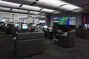 An Inside Look: United Airlines' Mission Control Center