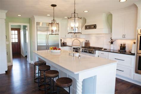 Timeless White Kitchen  Traditional  Kitchen  Milwaukee