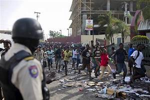 The Latest: US church groups stranded by Haiti ...