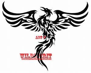 Gallery Tribal Phoenix Bird Logos