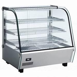 Vitrine A Poser : vitrine chauffante poser 120 litres pro inox france ~ Melissatoandfro.com Idées de Décoration