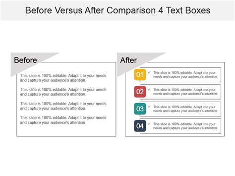 before and after template 48242181 style essentials 2 compare 2 powerpoint presentation diagram template slide