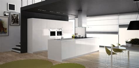 table cuisine contemporaine design cuisine design avec ilot central conception cuisine cbel