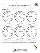 Telling The Time O 39 Clock Sheet 1 Sheet 1 Answers Show Time Math Worksheets Free 2nd Grade Show Time Math Lesson Plans Reading Clock 1 Reading Clock 2 Reading Clock 3 Measurement Worksheet Reading Time On An Analog Clock In 5 Minute