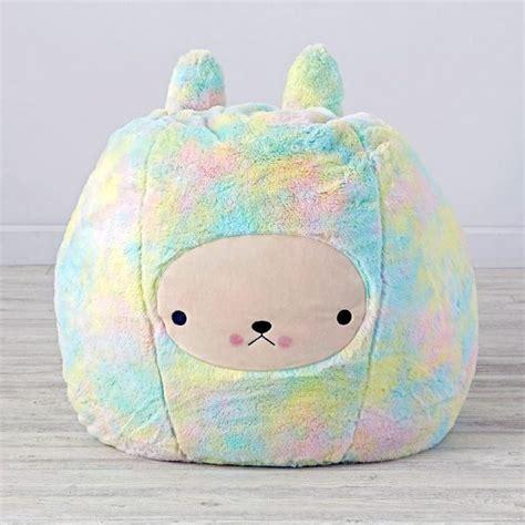 bunny bean bag chair  bijou kitty super cute kawaii