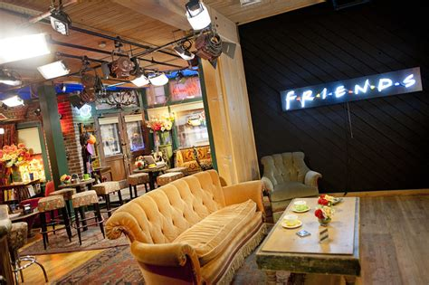 1 about 2 staff 3 entertainment 4 layout 5 pricing 6 continuity 7 cultural impact 8 trivia 9 photos 10 references the six main protagonistsfrequently visitedcentral perk throughout the series. With a 'Central Perk' Opening, What Fictional NYC Spot ...