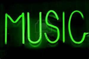 Music Neon and Neon signs on Pinterest