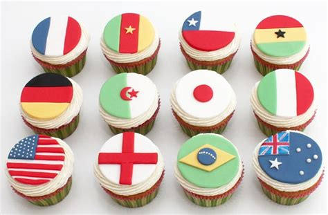 flag cupcake decorations goodtoknow