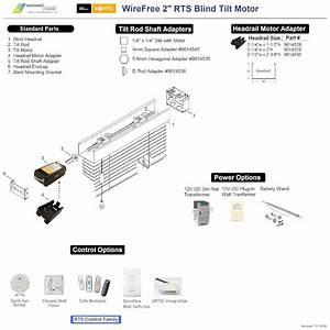 Somfy Rts Motor Wiring Diagram