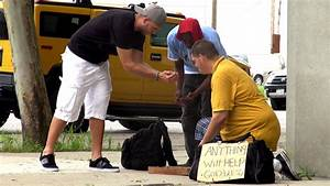 People Giving Money To The Homeless | www.pixshark.com ...