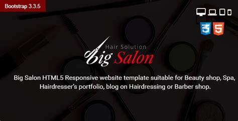 big salon beauty barber site template big salon beauty barber site template theme for u