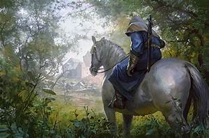 fantasy horses   Scout, abstract, fantasy, forest, horse ...