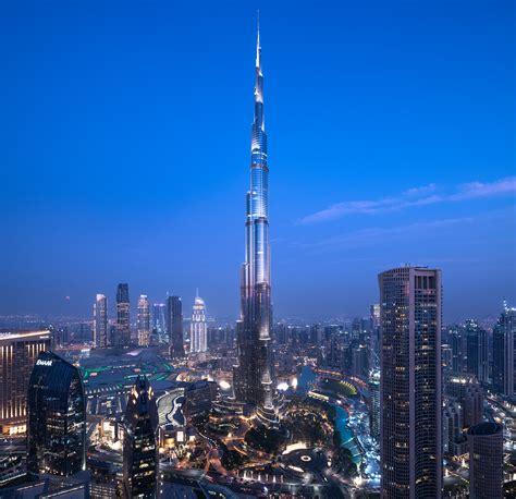 Growing Downtown Dubai - Dubai, Middle East, United Arab ...