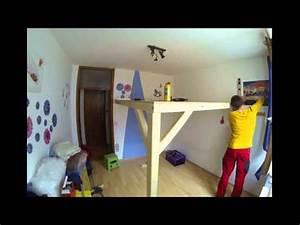Hausbett Kinder Selber Bauen : das kinderbett abenteuerbett 39 baumh tte 39 hochbett von doovi ~ Markanthonyermac.com Haus und Dekorationen