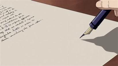 Writing Anime Write Writer Down Kookmin Help