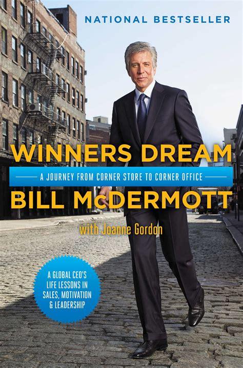 winners dream book  bill mcdermott joanne gordon