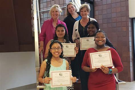 demand careers scholars program participants announced champions