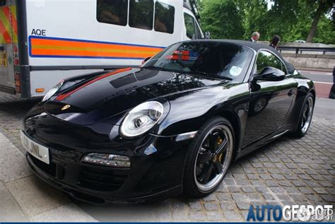 2011 Porsche 997 Speedster by Porsche 997 Speedster 15 June 2011 Autogespot