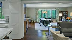 Hearthside Kitchen and Family Room A&H Architecture