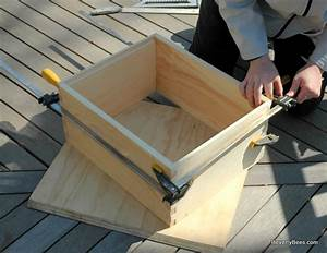 How To Assemble A Bee Hive Box Or Super