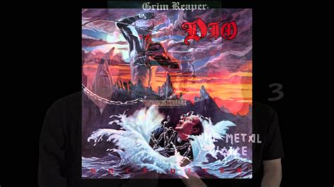 Top 10 Heavy Metal Album covers 1980's The Metal Voice