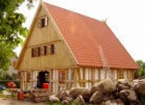 Dachstuhl Statik Berechnen : fachwerkhaus mit massivem eichenholz deutsche landhaus klassiker einfamilienhaus 2ejdg3k ~ Themetempest.com Abrechnung