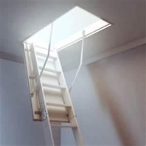 Escalier Escamotable Grenier : escalier grenier infos possibilit s mat riaux et prix ~ Melissatoandfro.com Idées de Décoration