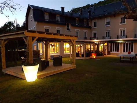 jardin foto di le castelet hotel restaurant le mont dore tripadvisor