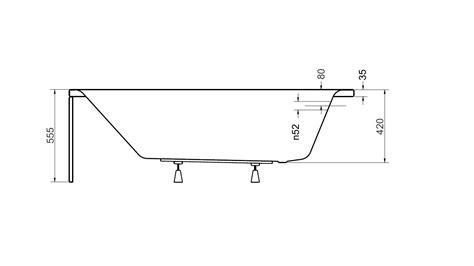 robinet de cuisine baignoire veneto baignoire design mobilier salle de