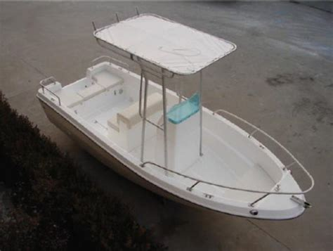 Small Fishing Boat With Canopy by Frp Hull Fiberglass Fishing Boats Fixed Canopy Small