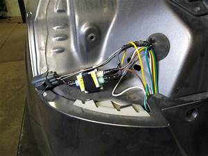 2016 Ford Focus Tow Bar Wiring