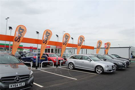Sixt Stansted Airport Branch Has Now Moved To The Car Hire